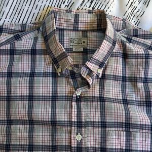J. Crew - tailored men's button up